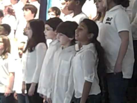 Bells Mill Elementary School Winter Chorus Concert 2010