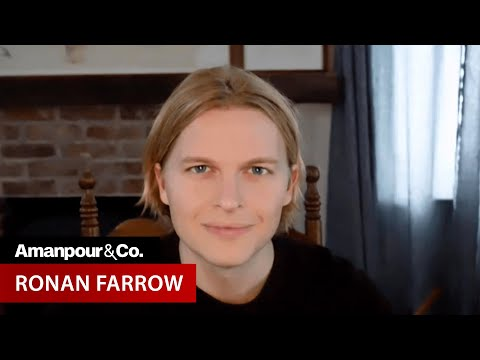 Ronan Farrow: Who Were the Rioters on Jan. 6th?   Amanpour and Company
