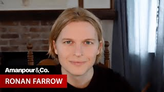 Ronan Farrow: Who Were the Rioters on Jan. 6th?  | Amanpour and Company