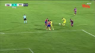 Pasto vs. Bucaramanga (0-1) | Liga Aguila 2018-II | fecha 13