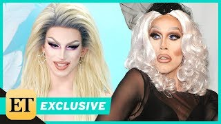 Aquaria Dishes on Sharon Needles and 'RuPaul's Drag Race' Herstory (Exclusive)