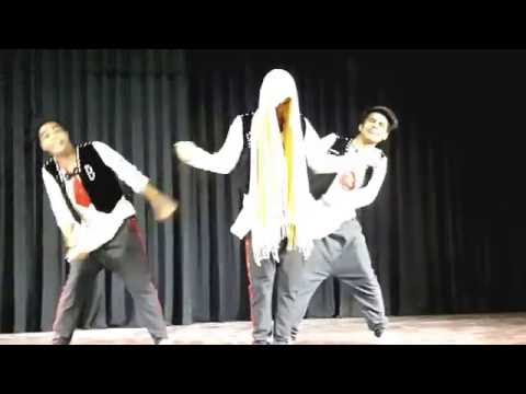 Thumbnail: Funny Boys (India's Got Talent Finalist) Live Performance @ The Dancing tournament