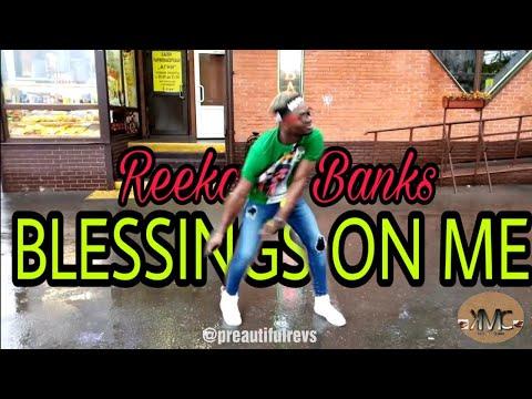 Reekado Banks BLESSINGS ON ME VIRAL DANCE VIDEO    Mavins Record    By RÉvs 2018