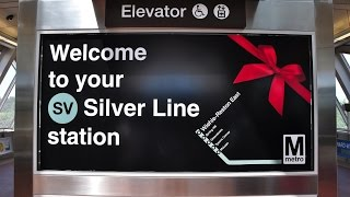 WMATA Metrorail - Silver Line Opening; July 26th, 2014