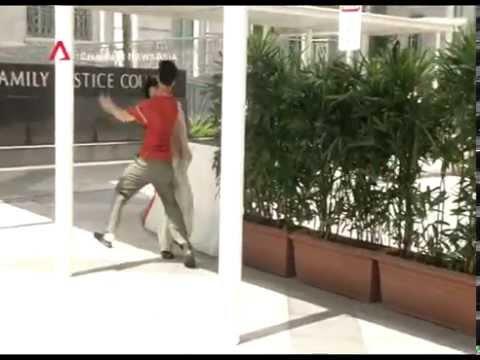 Man slaps Amos Yee at State Courts