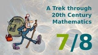 A Trek through 20th Century Mathematics (7/8) - Big Numbers, Googol, Googolplex, Graham