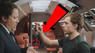 Tajemnica Petera Parkera?! Spider Man Far From Home analiza zwiastuna