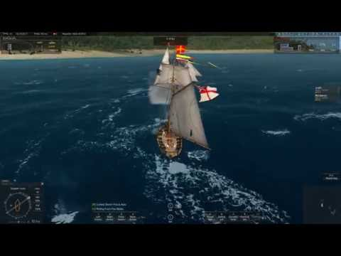 Naval Action: How To Start... Basic Cutter & Missions [Tutorial Part 1]