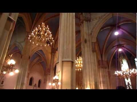Zagreb cathedral - Good Friday: St John Passion