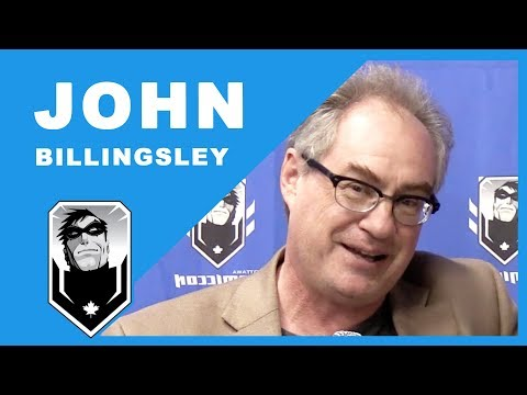 Exclusive with John Billingsley!