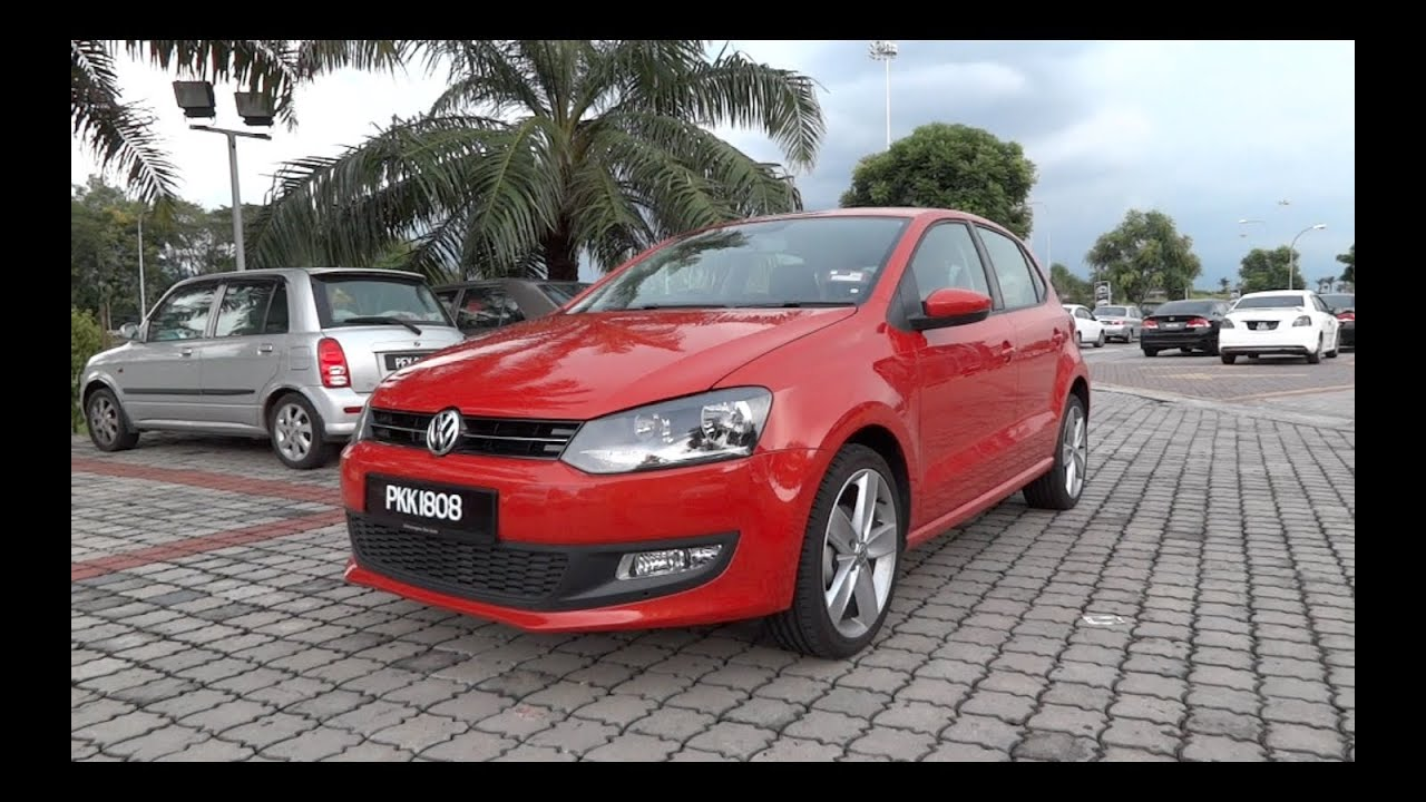 2011 volkswagen polo tsi sport start up and full vehicle tour youtube. Black Bedroom Furniture Sets. Home Design Ideas