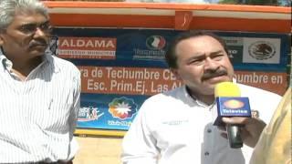 Aldama, Tamaulipas El Cambio es Compromiso de todos  10