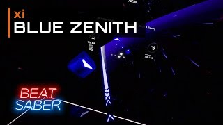 xi - Blue Zenith | FULL COMBO on Expert Plus | Beat Saber
