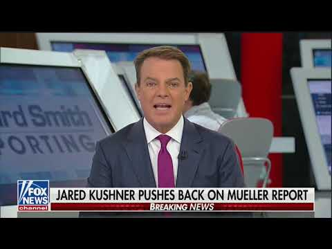 Shep Smith Blasts Jared Kushner for Downplaying Russian Interference: 'Disingenuous and Deceptive'