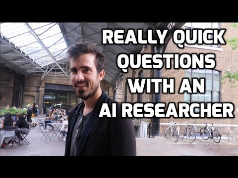 Really Quick Questions with an AI Researcher