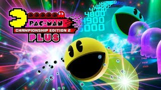 ¡Besame Pac-man azul! - Pac-man Championship Edition 2 Plus (Switch) DSimphony y Naishys