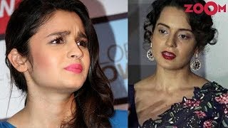 Kangana Ranaut launches fresh ATTACK on Alia Bhatt | Bollywood News