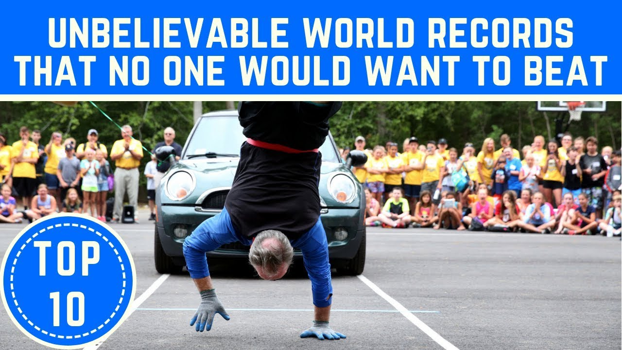 Download Top 10 World Records No One Wants To Beat - TTC
