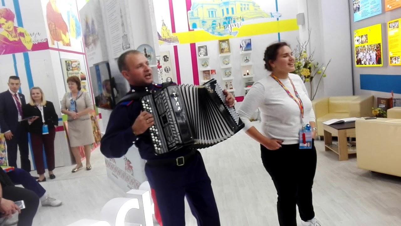 غناء روسي جميل