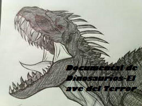 Documental de Dinosaurios--El ave del Terror
