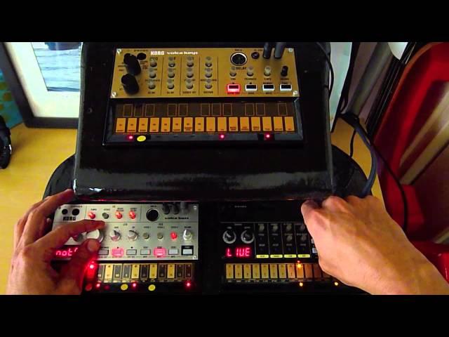 Korg Volca bass & beats 29149131