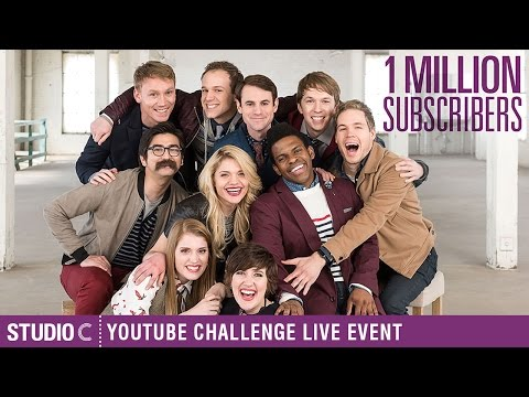 1 Million Subs = CHALLENGE TIME!!!