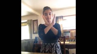 how to do the musical ly vicki lipinski