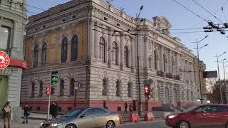 Харьков 5 декабря 2020 пл. Конституции. Небольшой видео привет