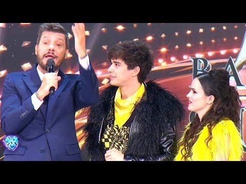 Julián Serrano y Sofía Morandi le explicaron a Marcelo el significado del