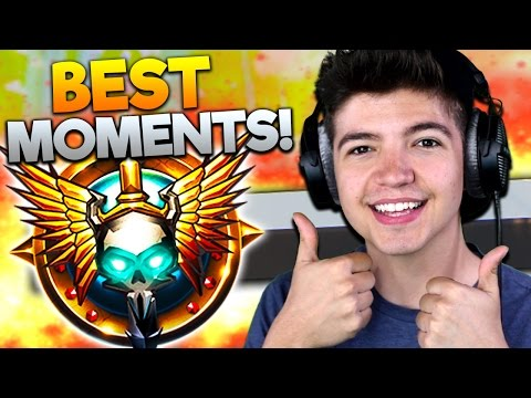 Black Ops 3 - BEST MOMENTS! | Preston to Commander (FIRST PRESTIGE MONTAGE)