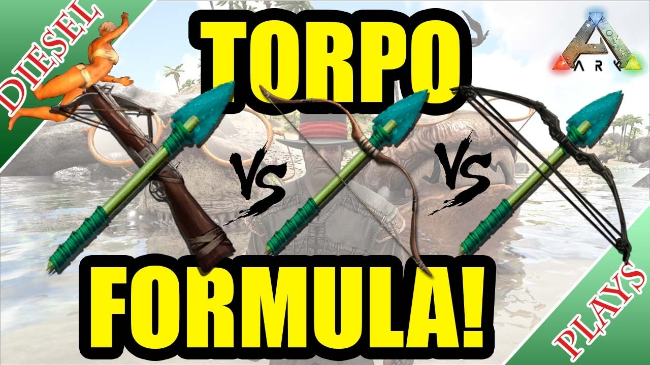 ARK HAPPENED   TYPE OF BOWS VS ITEM QUALITY!   YouTube