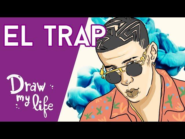 El ORIGEN DEL TRAP - Draw My Life en Español