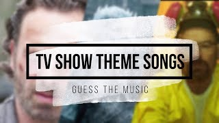 New TV Shows Theme Songs | Quiz - Blind Test