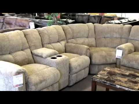 Lane Recliner Sectional 4 Recliners with Cupholders & Lane Recliner Sectional 4 Recliners with Cupholders - YouTube islam-shia.org