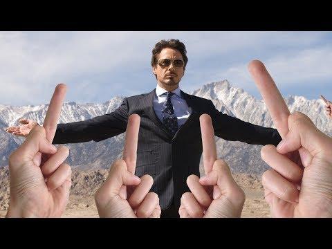 Tony Stark A NÉP ELLENSÉGE!!!!