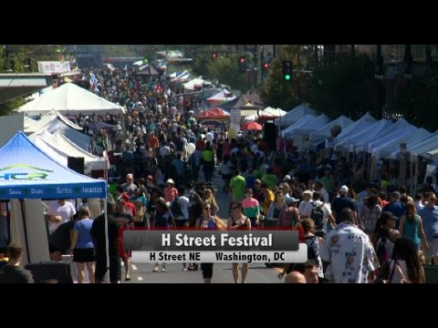 Uptown/Downtown: H Street Festival, 9/19/15