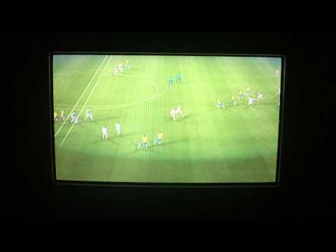 FIFA WORLD CUP 2014 - AMAZING LONGSHOT GOAL (LAMPARD)