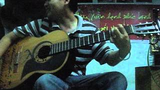 [QUANG CAO 3D]Forever and one  Duy guitar