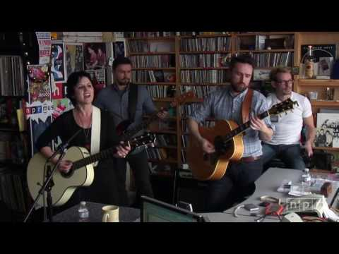 The Cranberries NPR Music Tiny Desk Concert : Zombie