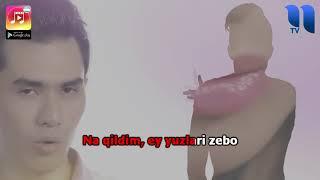 Hojiakbar Haydarov - Yur muhabbat UZBEK KARAOKE