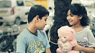 Dhadak - Title Track | Ishaan & Janhvi | Heart Touching Love Story | As CREATION