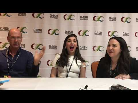 One Day at a Time: Mike Royce, Isabella Gomez, and Gloria Calderon Kellett at Clexa Con 2018