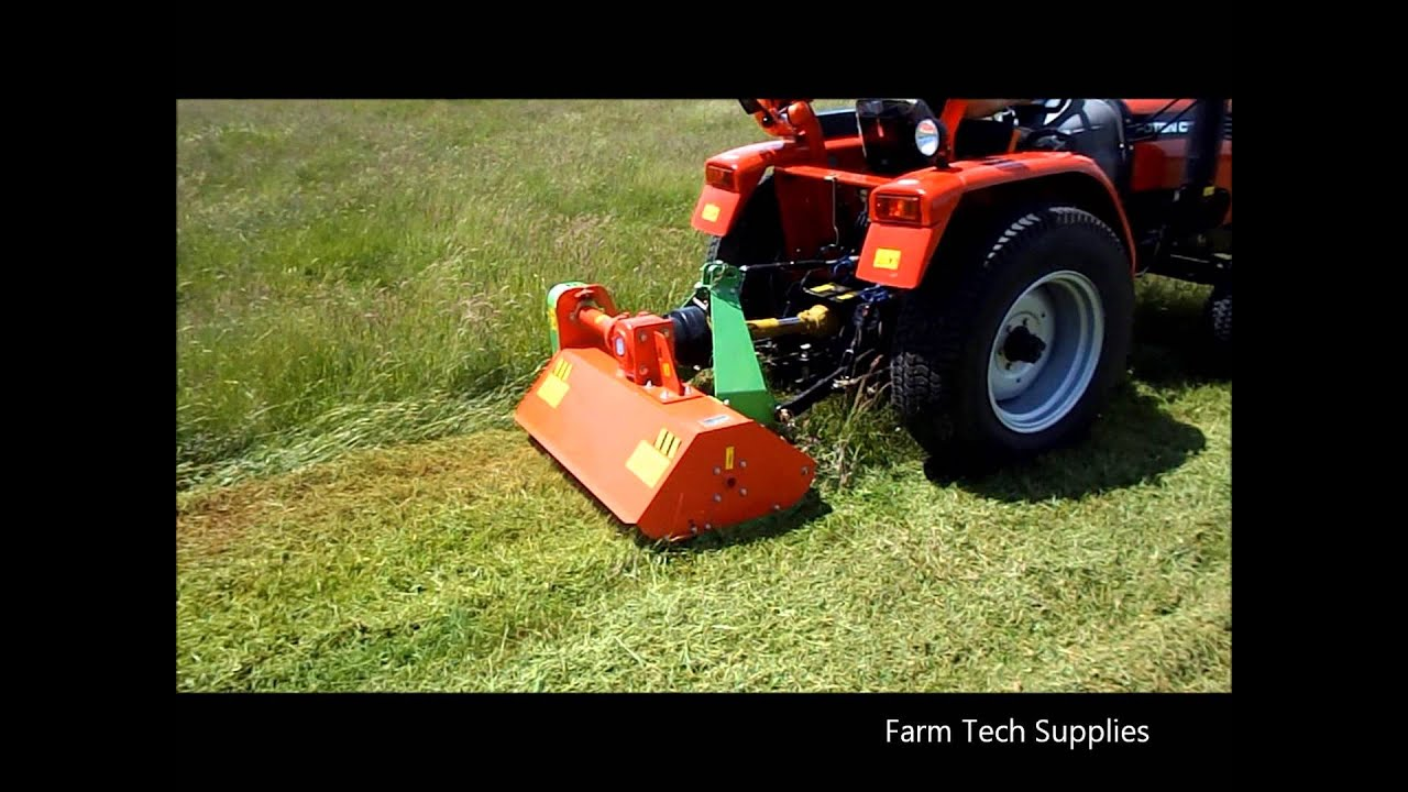 Flail Mowers For Tractors Garden | Gardening: Flower and Vegetables