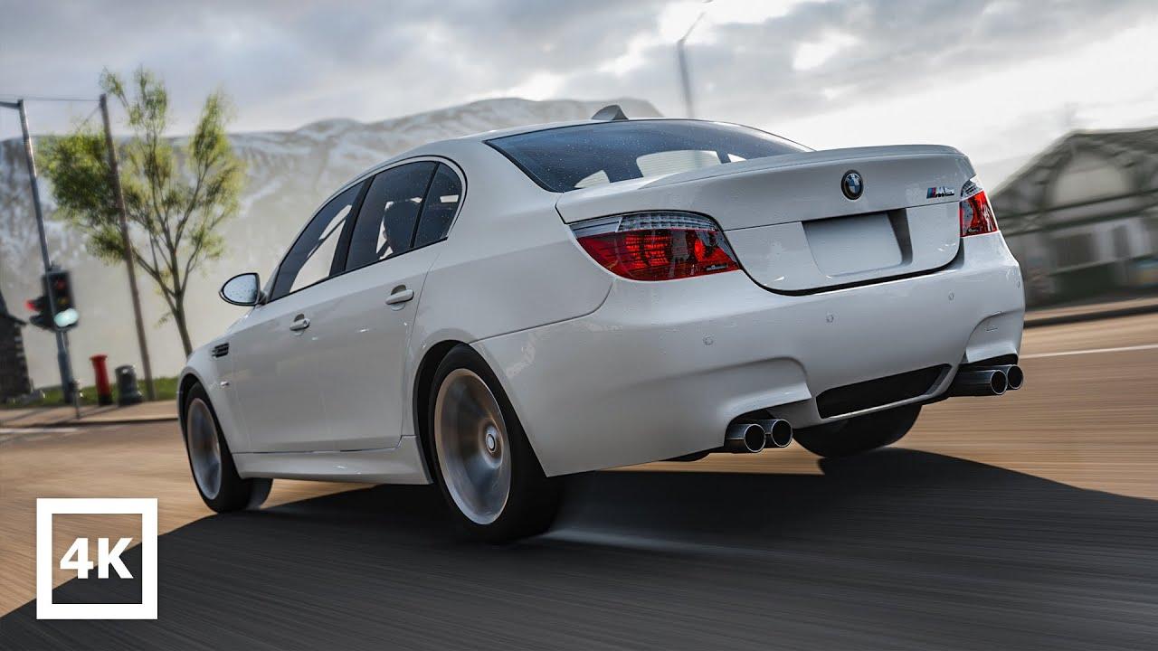 2009 BMW M5 Е60   Forza Horizon 4
