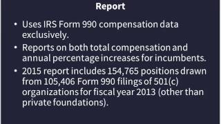 Decoding the Nonprofit Compensation Mystery Using the GuideStar Nonprofit Compensation Report
