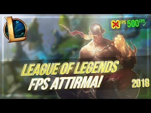 LOL FPS ARTTIRMA! EN KÖTÜ BİLGİSAYAR DA BİLE 60 FPS GARANTİ (League of Legends)