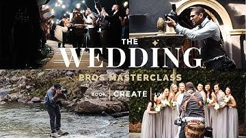 The Wedding Photography Masterclass Course