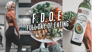 Full Day of Eating - Intermittent Fasting