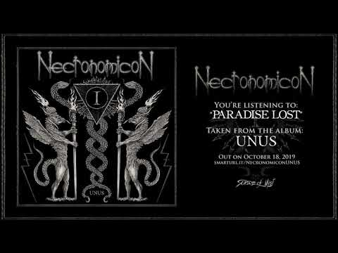 Necronomicon - Paradise Lost (Official Track Premiere)