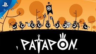 Patapon Remastered - PS4 Gameplay Demo with Shuhei Yoshida | E3 2017